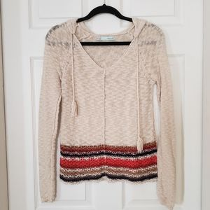 Maurices hooded sweater top